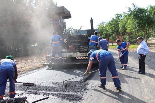 Comunidade de Rio Capivaras Alto recebe capa asfáltica em Lauro Müller8
