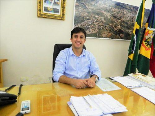 Prefeito de Braço do Norte, Beto Kuerten Marcelino