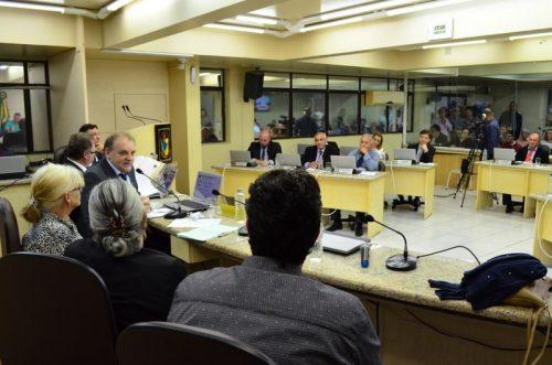 Projeto que trata da concessão do pavilhão José Ijair Conti é aprovado por vereadores de Criciúma