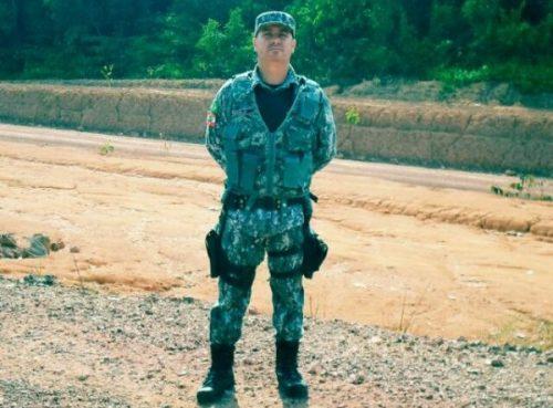 Sargento da PMRv de Içara é chamado para a Força Nacional