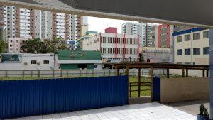 Um edifício garagem contra a falta de estacionamento2