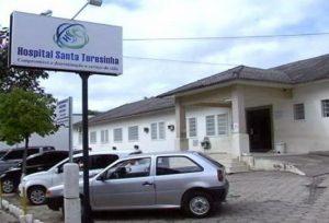 Hospital Santa Teresinha, em Braço do Norte