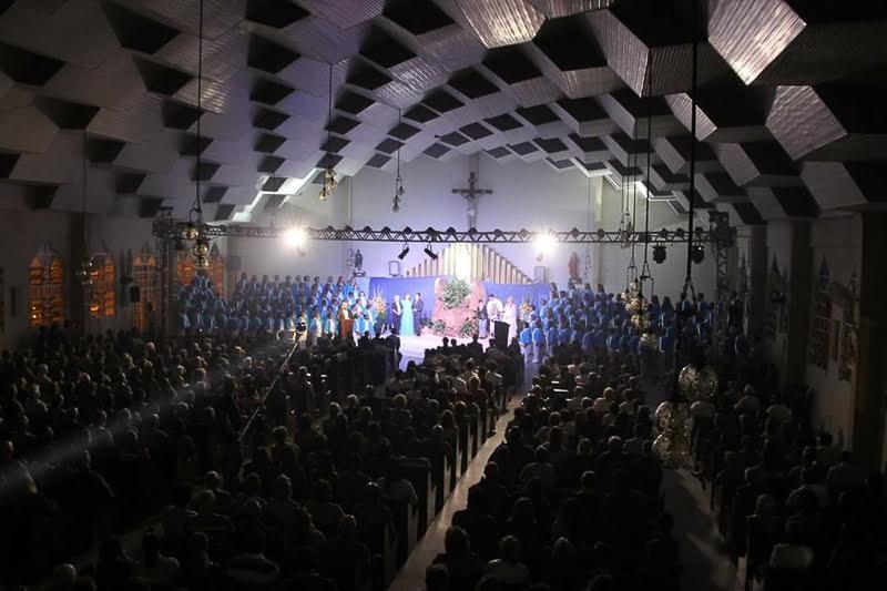 Musical apresentará aparições de Fátima e promete emocionar fiéis, em Criciúma5