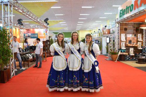 Rainha e princesas serão escolhidas no aniversário de Rio Fortuna