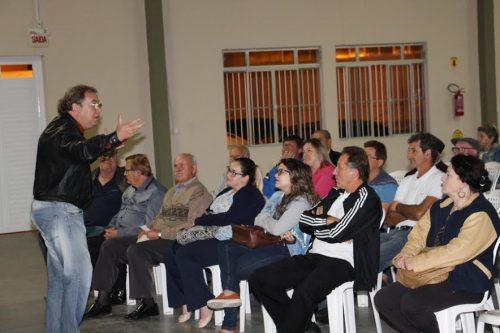 Turismo regional é pauta de encontro no município de Lauro Müller