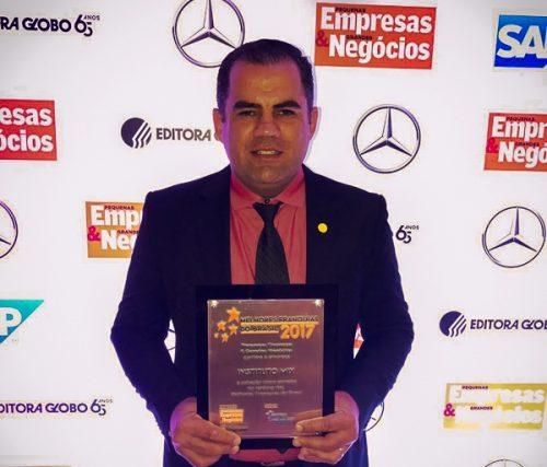 Empresa de Araranguá é considerada a segunda melhor franquia do Brasil Instituto Mix de Profissões