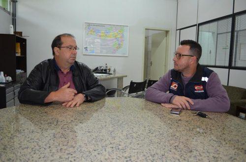 ADR de Criciúma avalia estragos com a chuva e realiza ações emergenciais 2