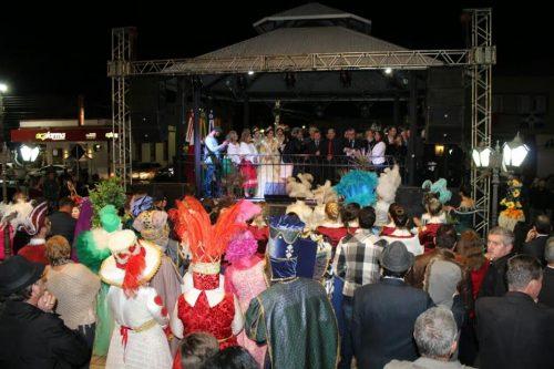 Abertura oficial da 13ª Festa da Gastronomia reúne um bom público no feriado de quinta4