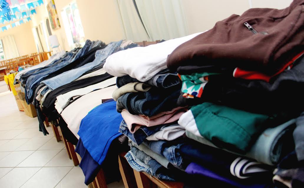 Afas distribui roupas arrecadadas na Campanha do Agasalho em Lauro Müller3
