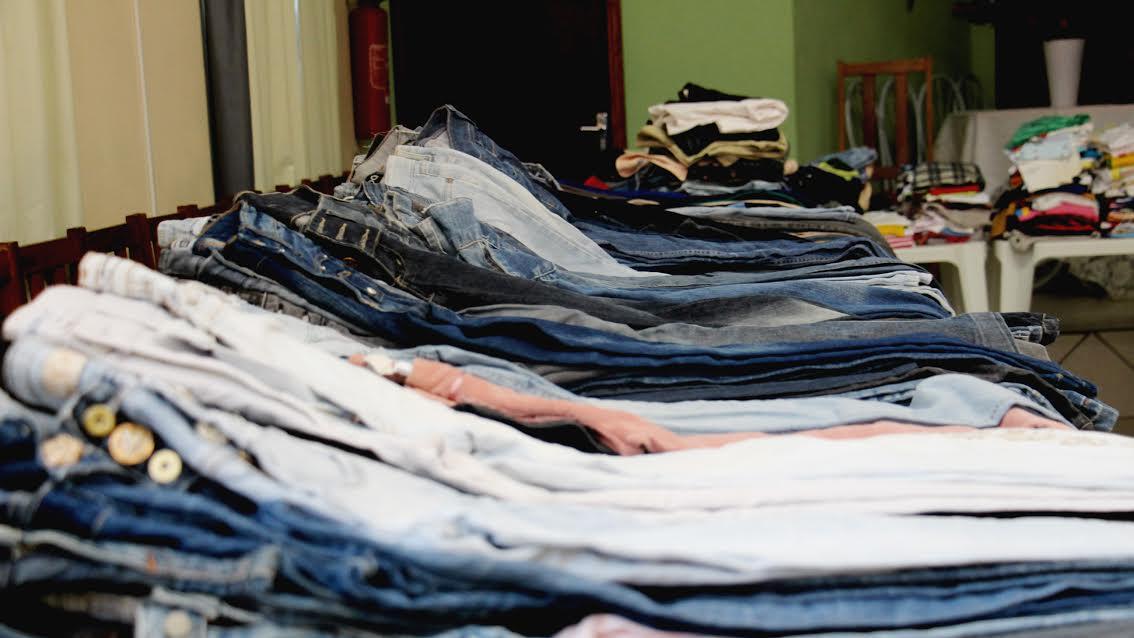 Afas distribui roupas arrecadadas na Campanha do Agasalho em Lauro Müller4