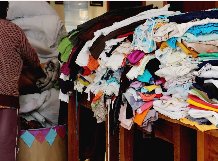 Afas distribui roupas arrecadadas na Campanha do Agasalho em Lauro Müller5