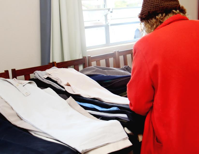 Afas distribui roupas arrecadadas na Campanha do Agasalho em Lauro Müller6