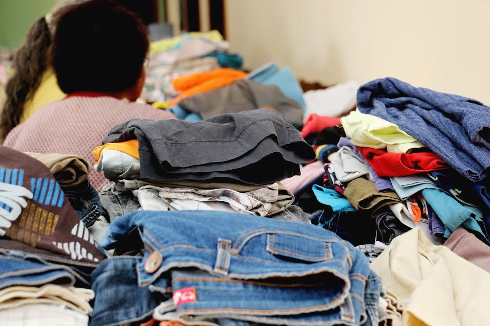 Afas distribui roupas arrecadadas na Campanha do Agasalho em Lauro Müller8