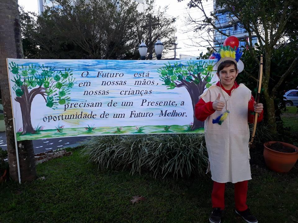 Centro Educacional Meta promove Sábado Literário na Praça Celso Ramos, em Orleans3