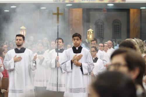 Cerco de Jericó paróquia São Donato recebe mais de 40 mil fiéis nesta semana