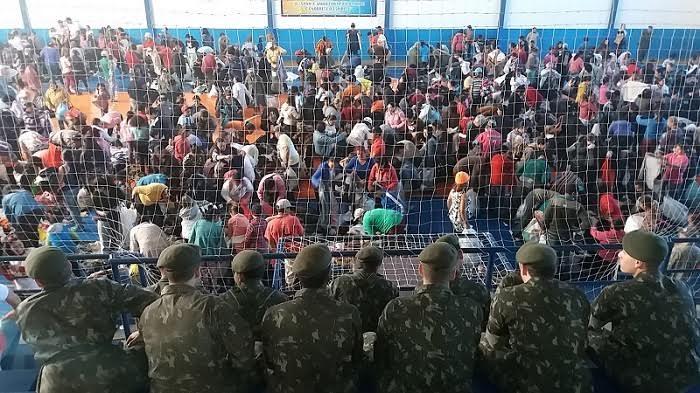 Comboio solidário sobe a serra em prol da Campanha do Agasalho13