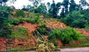 Defesa Civil de Criciúma registra alagamentos e deslizamentos de terra2