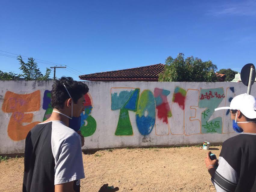 Escola de Orleans alia arte e conhecimento em projeto inovador8