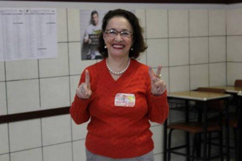 Ex-candidata ao governo faz greve de fome