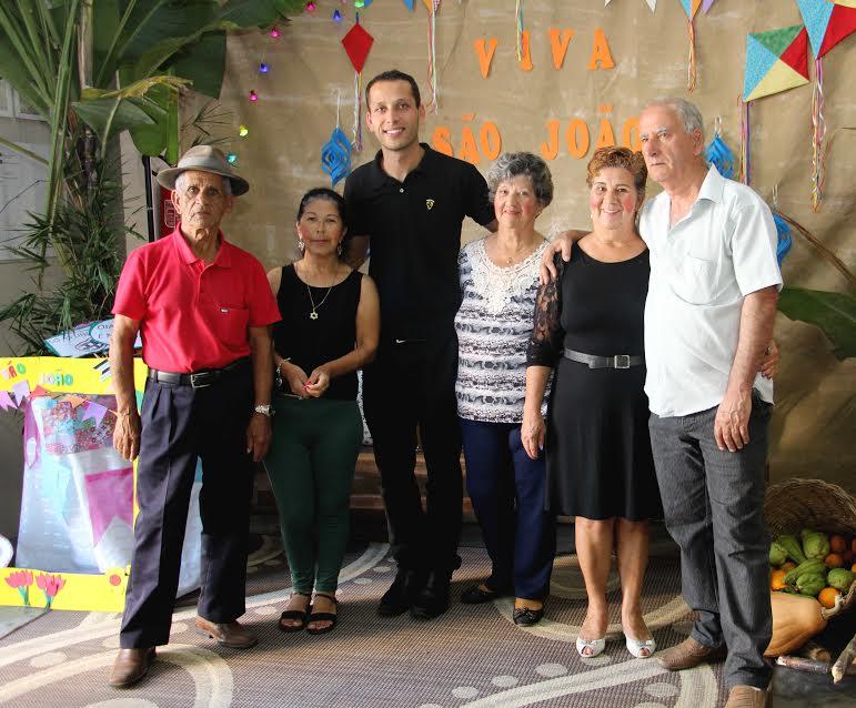 Festa Junina da Terceira Idade reúne idosos do município em Lauro Müller10
