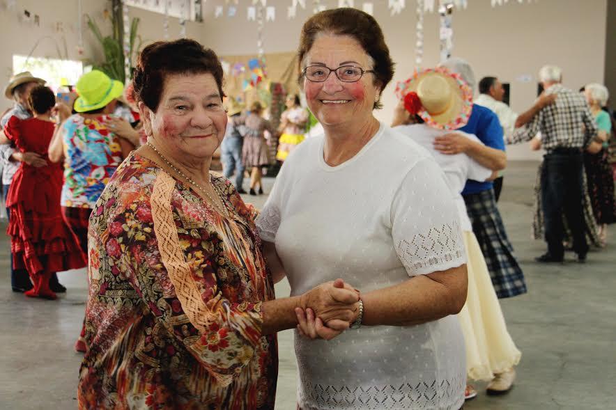 Festa Junina da Terceira Idade reúne idosos do município em Lauro Müller14