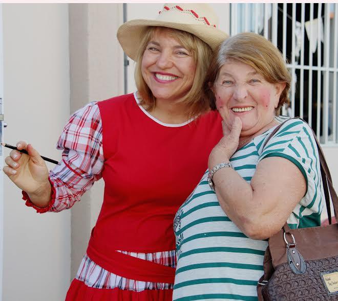 Festa Junina da Terceira Idade reúne idosos do município em Lauro Müller16