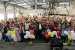Festa Junina da Terceira Idade reúne idosos do município em Lauro Müller2