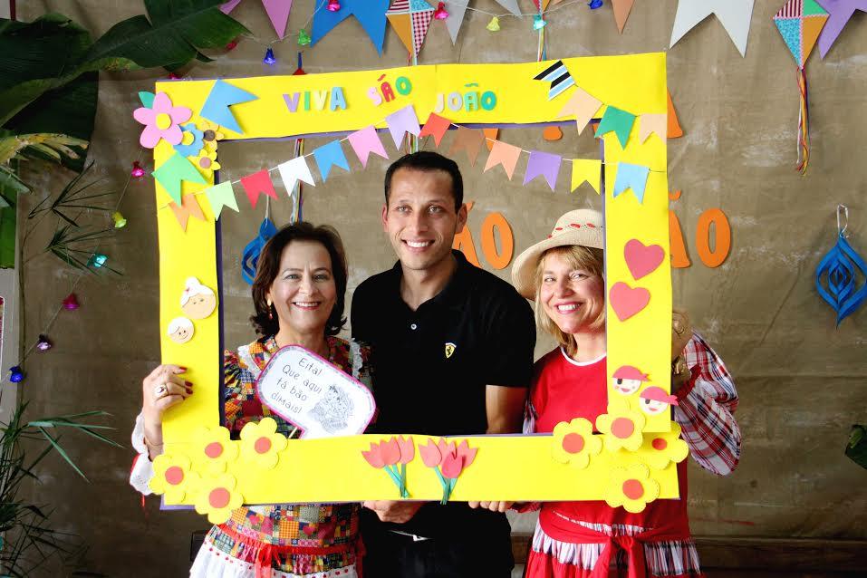 Festa Junina da Terceira Idade reúne idosos do município em Lauro Müller4