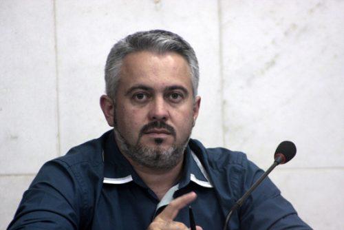 Vereador de Morro da Fumaça, Edivaldo Marcolino, o Vado (PMDB)
