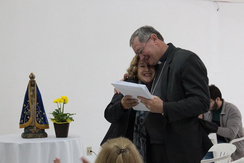 Igreja dedicada à Mãe dos Homens apresenta proposta de elevação a santuário diocesano8