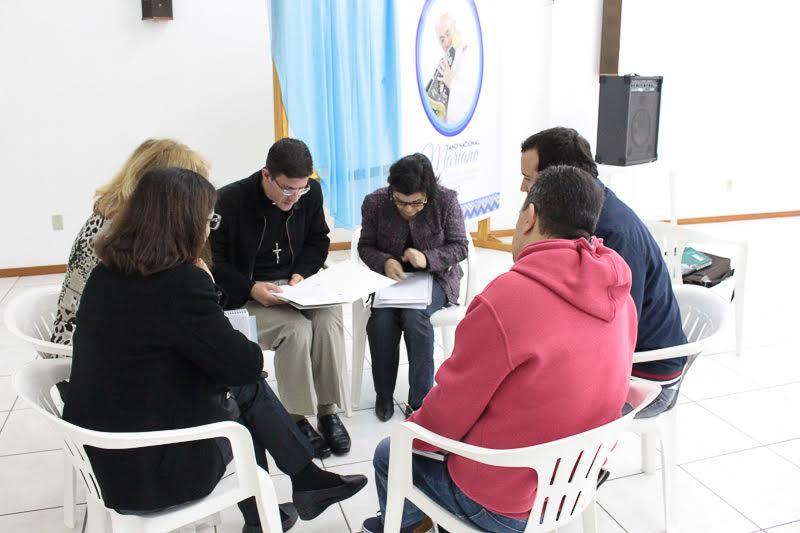 Igreja dedicada à Mãe dos Homens apresenta proposta de elevação a santuário diocesano9