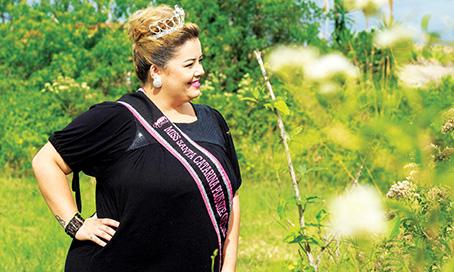 Imbitubense concorre ao Miss Brasil Plus Size