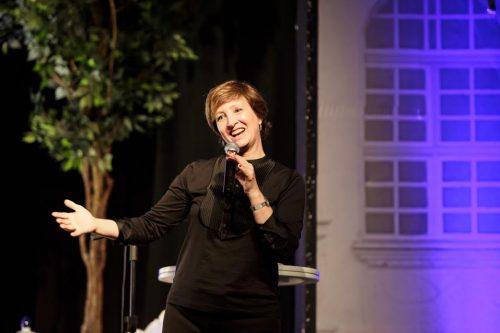 Jornalista Sônia Bridi
