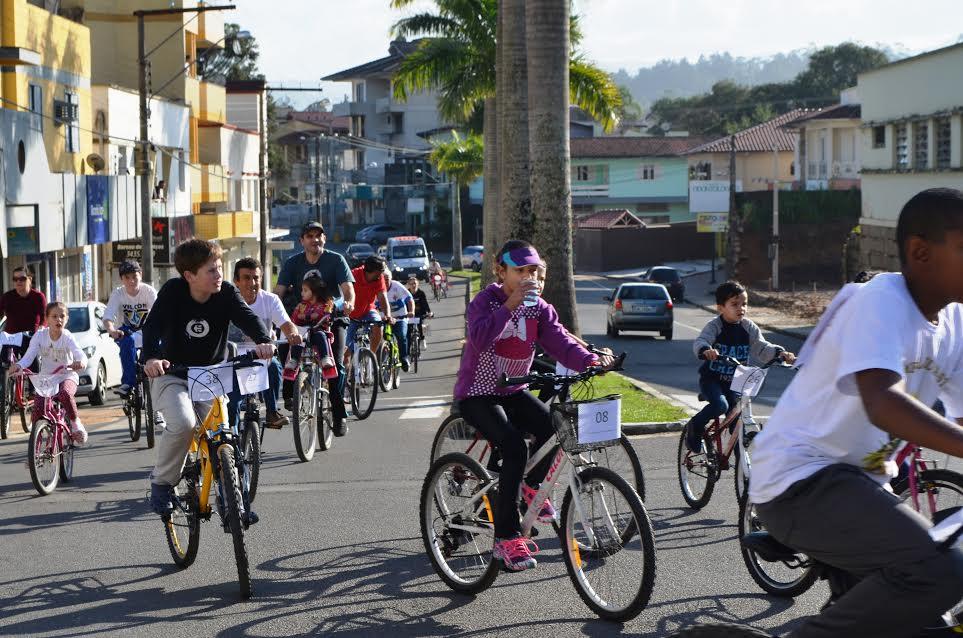 Passeio Ciclístico movimenta Siderópolis pelo Dia Mundial Contra o Fumo2