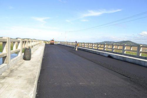Ponte entre Tubarão e Jaguaruna é liberada para trânsito