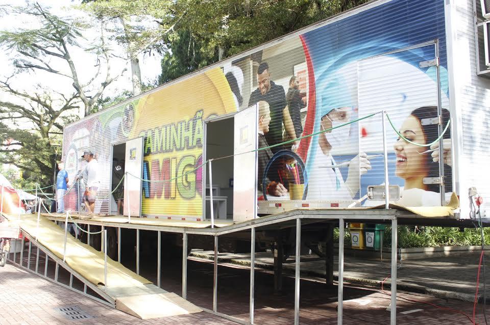 População em situação de rua é atendida na Praça Nereu Ramos, em Criciúma3