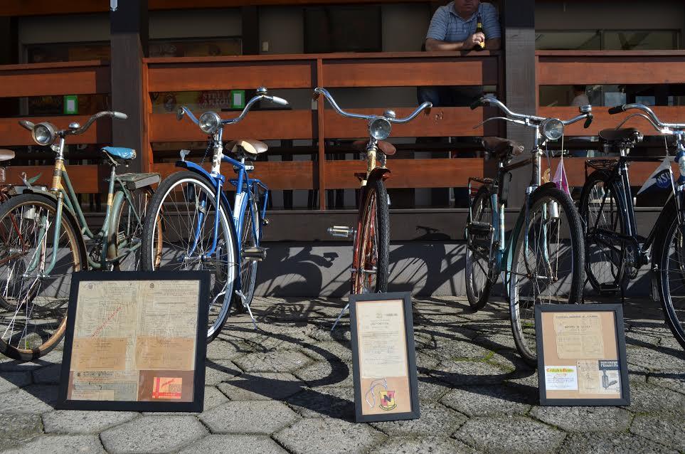 Primeiro Encontro de Bicicletas Antigas reúne raridades em Siderópolis2