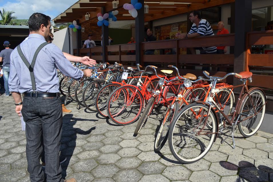 Primeiro Encontro de Bicicletas Antigas reúne raridades em Siderópolis8