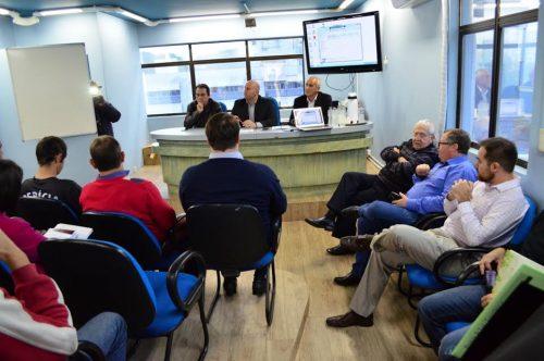 Reunião define Comissão para liberação de corpos na cidade de Criciúma