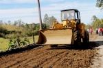 Secretaria de Obras intensifica trabalhos para recuperação de estradas rurais de Lauro Müller2