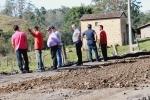 Secretaria de Obras intensifica trabalhos para recuperação de estradas rurais de Lauro Müller4