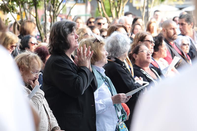 Solenidade de Corpus Christi reúne milhares no centro de Criciúma4