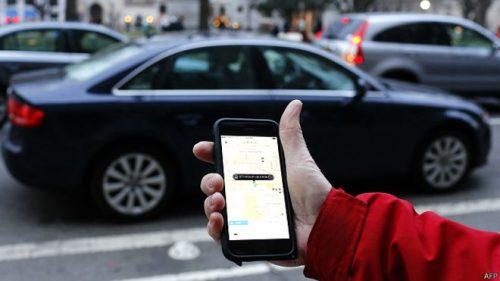 Tubarão passa a ter o serviço de transporte Uber