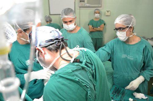 Captação de órgãos