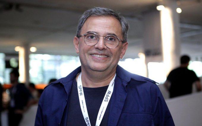 Paulo Borges, criador e organizador do SPFW, estará em Criciúma nos dias 3 e 4 de agosto