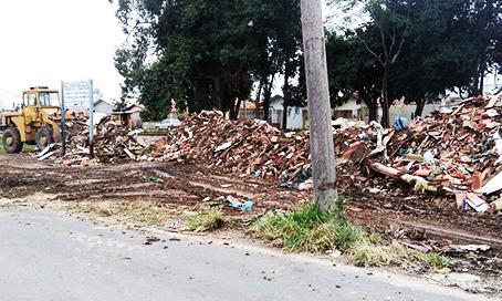 Prefeitura de Tubarão recolhe 270 toneladas de lixo