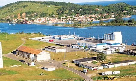 Terminal Pesqueiro de Laguna