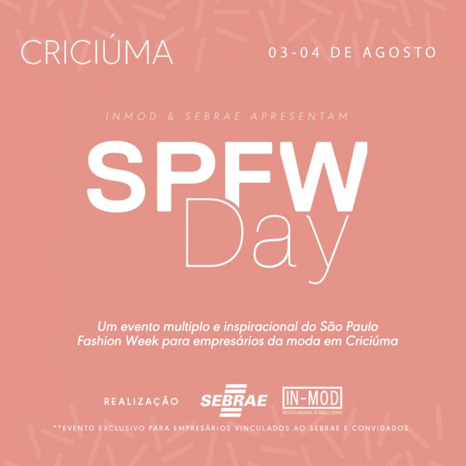 SPFWDay Criciúma
