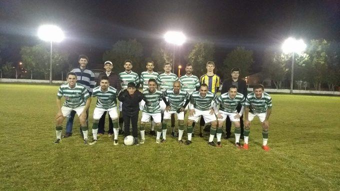 Palmeiras de Pindotiba vence em amistoso, em Cocal do Sul