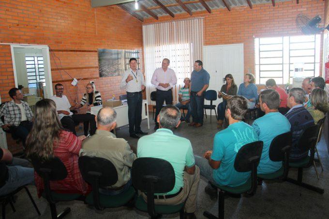 Novos membros do Conselho Municipal de Agricultura elegem diretoria